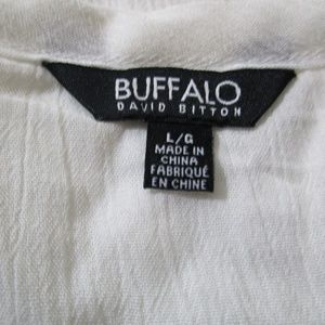 Women Buffalo David Bitton blouse